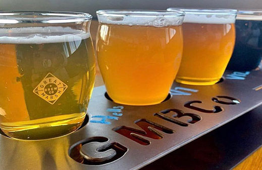Great Marsh Brewing Co. in Essex, MA