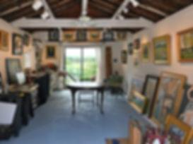 Storella Art Studio & Gallery in Essex, MA