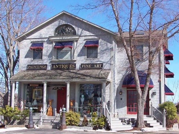"""""""A.P.H. Waller Antiques is a wonderful shop."""" - Robert G."""