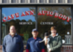 Cape Ann Auto Body & Service Center in Essex, MA