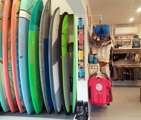 The Board Barn at Cape Ann SUP + SURF in Essex, MA
