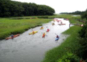 Essex River Basin Adventures in Essex, MA