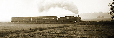 Essex Branch of the Eastern Railroad Crosses the Great Marsh