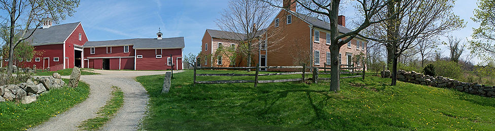Historic New England's Cogswell's Grant - Folk Art Museum in Essex, MA