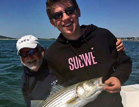 Sea Fly Charters in Essex, MA