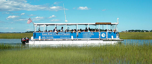 Essex River Cruises & Charters in Essex, MA