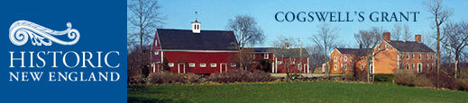 Cogwell's Grant in Essex, MA
