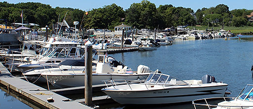Perkins Marine in Essex, MA