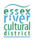 Essex River Cultural District logo