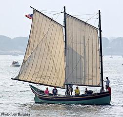 """Essex Shipbuilding"" - Mark B."