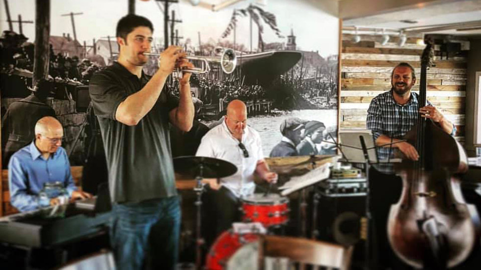 Jazz Brunch at C.K. Pearl in Essex, MA
