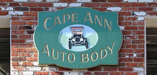Cape Ann Auto Body & Service Center in Essex, MA