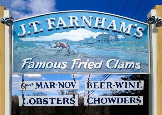 J.T. Farnham's in Essex, MA