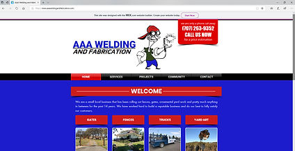 AAA Welding and Fabrication | Lakeport, CA