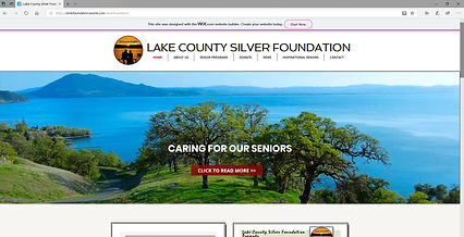 Lake County Silver Foundation | Clearlake Oaks, CA