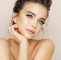 beautiful woman showing facial.jpg