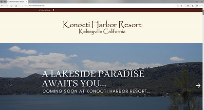 Konocti Harbor Resort | Kelseyville, CA