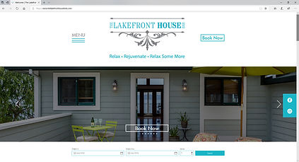 The Lakefront House BnB Lucerne, CA