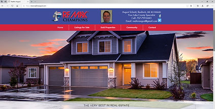 Realtor August Schmitt, Re/Max Champions | Clearlake, CA
