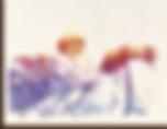 Le touareg assis