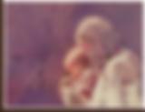 Femme Peul et son enfant: Pastel sec 50x65