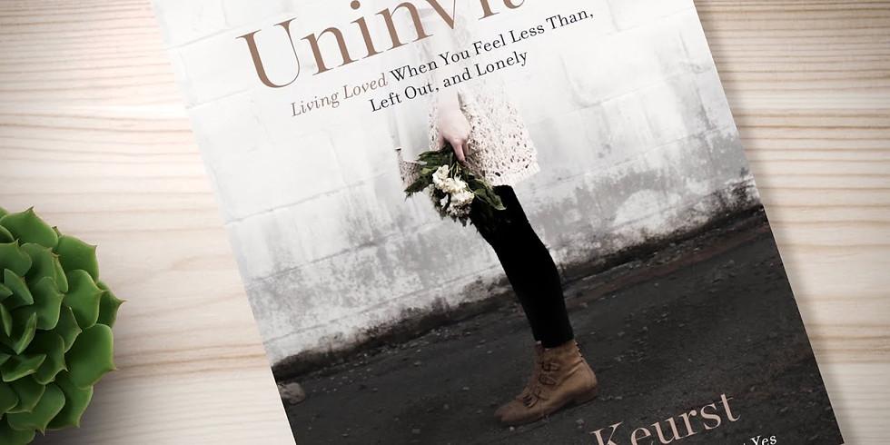 Uninvited - Ladies Bible Study (ZOOM)
