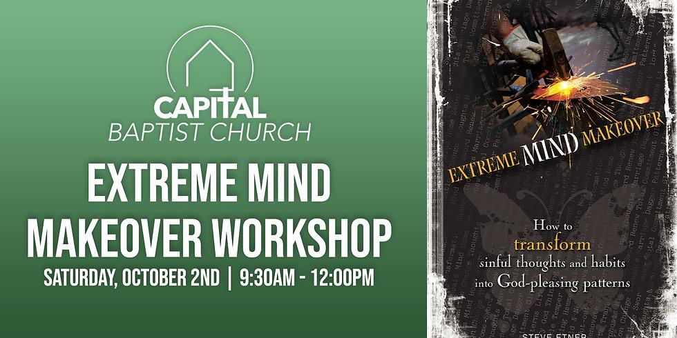 Spiritual Renewal Weekend - Saturday Workshop