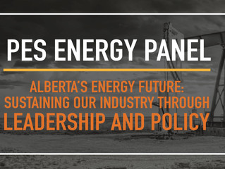 SECOND ANNUAL PES ENERGY PANEL - APRIL 11TH