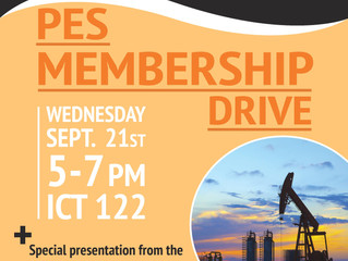 PES Membership Drive