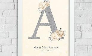 Wedding Inital Print_Lemon and Grey.jpg