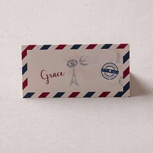 Sky Place Card