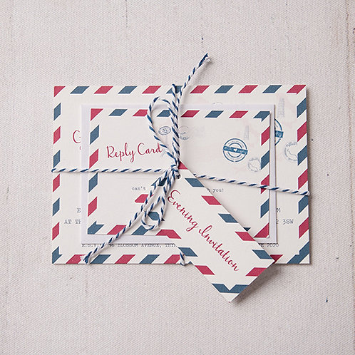 Sky Evening Invitation Bundle