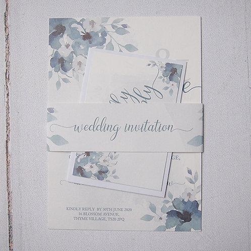 Laurel Wedding Invitation Bundle