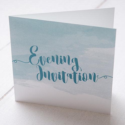 Theodora Evening Invitation
