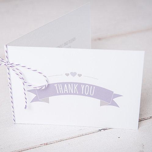 May Thank You Card