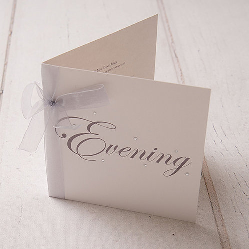 Emma Evening Invitation