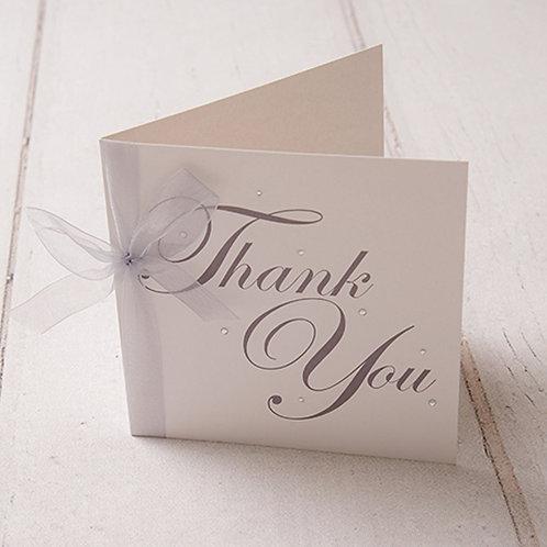 Emma Thank You Card
