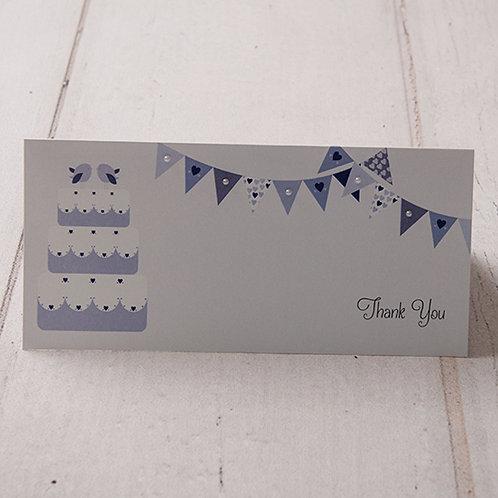 Ava Thank You Card