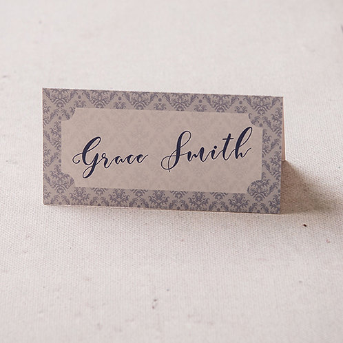 Mabel Place Card