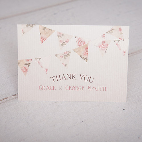 Savannah Thank You Card