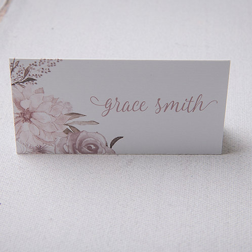 Summer Place Card
