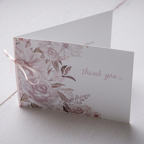 Summer Thank You Card