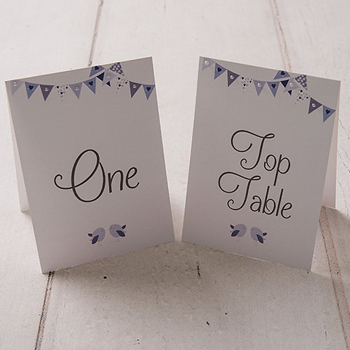 Ava Table Number