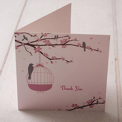Erin Thank You Card