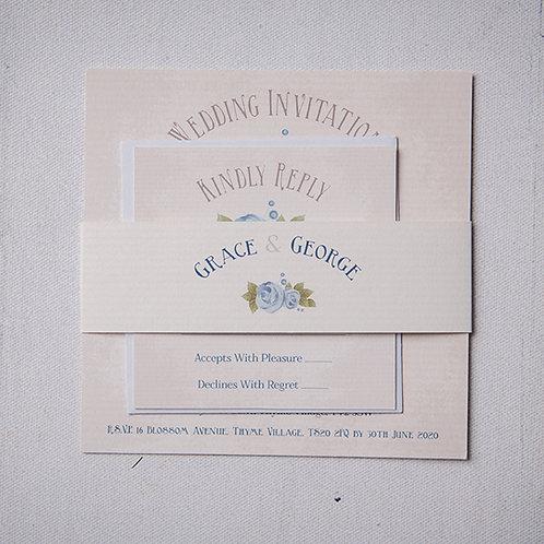 Polly Wedding Invitation Bundle