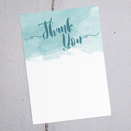 Theodora Thank You Note Cards