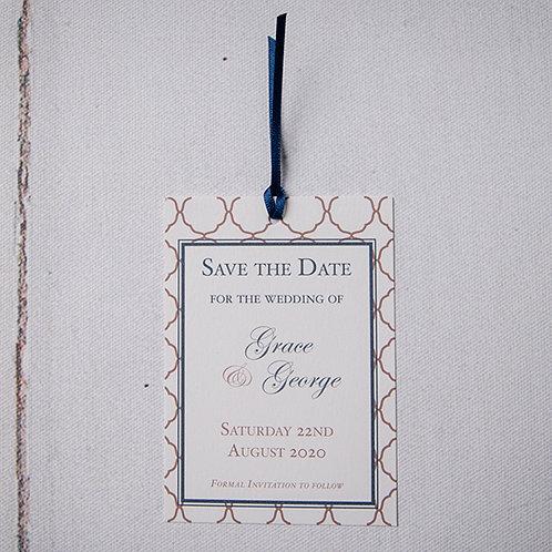 Milan Save the Date