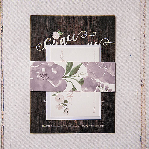 Florence Wedding Invitation Bundle