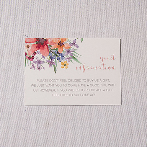 Lola Information Card
