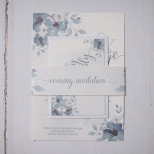 Laurel Evening Invitation Bundle